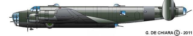 Piaggio P.133 concept