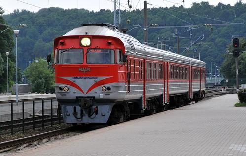 Treno Lituano
