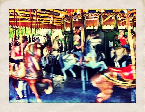 Centreville carousel