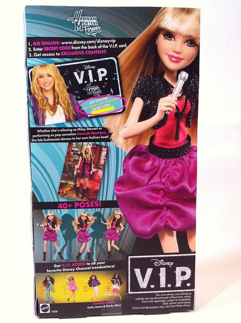Dolls Disney VIP Hannah Montana Doll | Flickr - Photo Sharing!