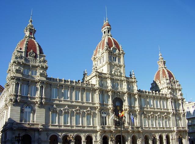 Ayuntamiento La Coruña