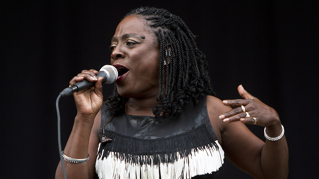 Sharon Jones - Øyafestivalen 2011