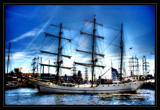 """Das norwegische Walfangschiff """"Artemis"""""""