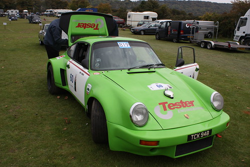Porsche 911, Kop Hill Climb, Princes Risborough