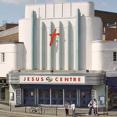 Northampton Jesus Centre: Former cinema