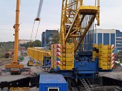 Havator Terex Demag PC/CC6800 Bridge lift Sundbyberg, Sweden