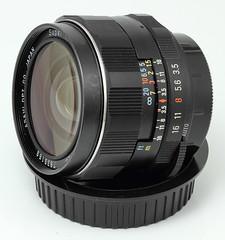 28mm f/3.5 S-M-C Takumar