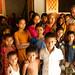 Audrey With Children of Acholcot Village - Bangladesh