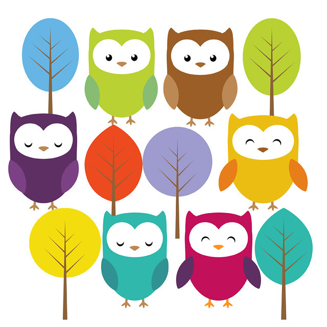 5919294778 e194944878 z jpgCute Owl Clip Art