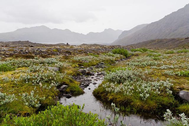 Parque Nacional de Skaftafell, Islandia