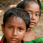 Curious Kids - Rangamati, Bangladesh