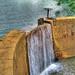 Lake Matawan Run Off - HDR by Dave Rogers NJ