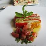 ©Weißes Gemüsegelee mit Basilikumvinaigrette 002