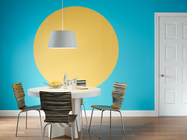 Paint colours for dining