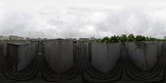 Memorial (rainy)