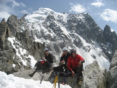 walking(0.0), ski touring(0.0), climbing(0.0), adventure(1.0), mountain(1.0), sports(1.0), recreation(1.0), outdoor recreation(1.0), glacial landform(1.0), mountaineering(1.0), mountain range(1.0), cirque(1.0), backpacking(1.0), summit(1.0), ridge(1.0), extreme sport(1.0), arãªte(1.0), mountain guide(1.0), mountainous landforms(1.0),