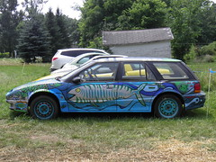 The Fishy Station Wagon