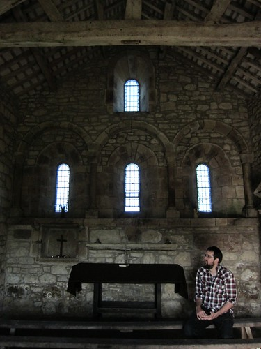 eamon in the old church