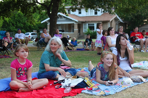 Movies in thePark The Empire Strikes Back July 21 2011