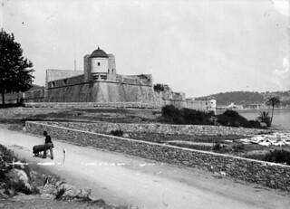 Citadelle, Villefranche-sur-Mer, 11 mai 1904