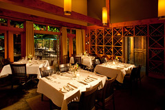 Woodinville Dining at Barking Frog Restaurant