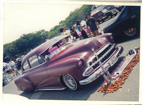 Lowrider scene in Japan of the 90's by 294m