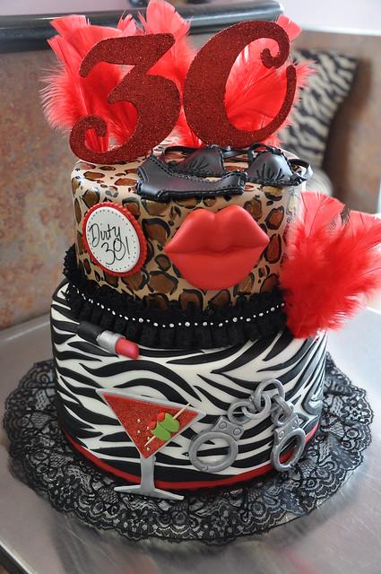 dirty birthday cake - photo #47