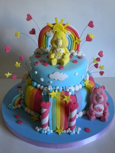 Torta ositos cariñosos - Imagui