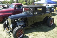 automobile, vehicle, compact car, hot rod, antique car, ford model b, model 18, & model 40, vintage car, land vehicle, motor vehicle,