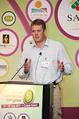 Piet Karsten Jr Karsten Farms Global Table Grape Congress