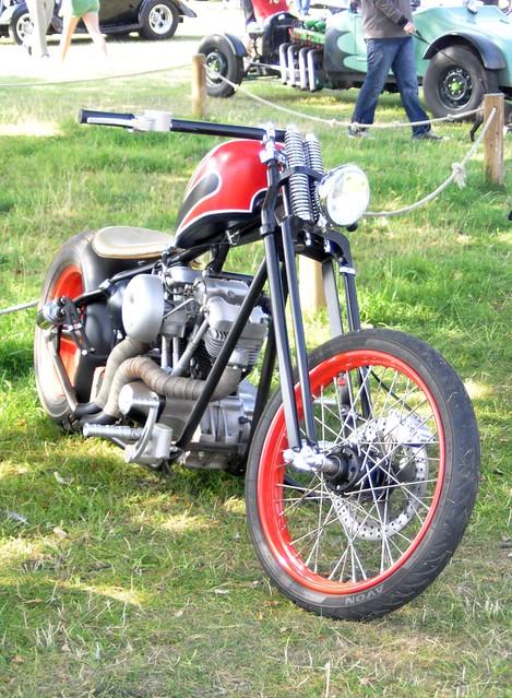 Modern Vintage Motorcycles 99