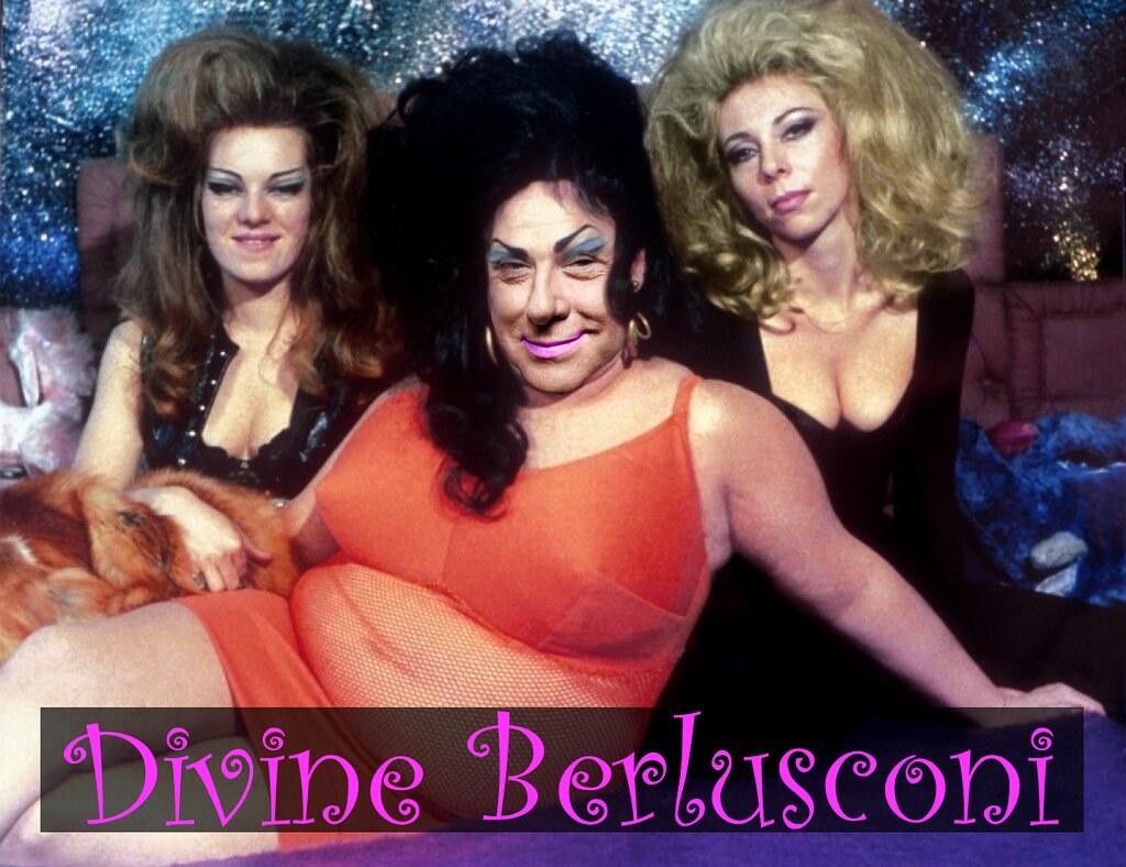 DIVINE BERLUSCONI
