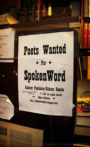 Poets Wanted - Dead or Alive