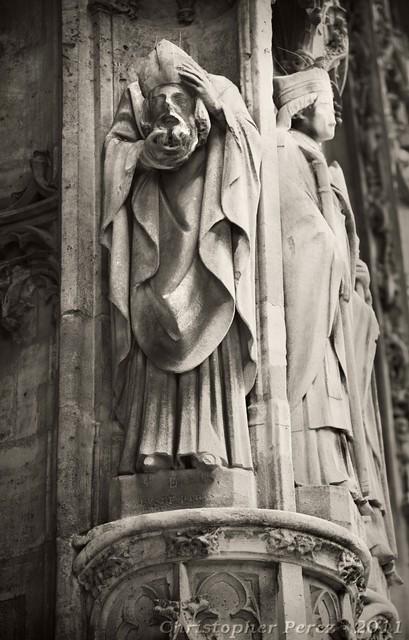 St Denis ~ St Germain Auxerrois