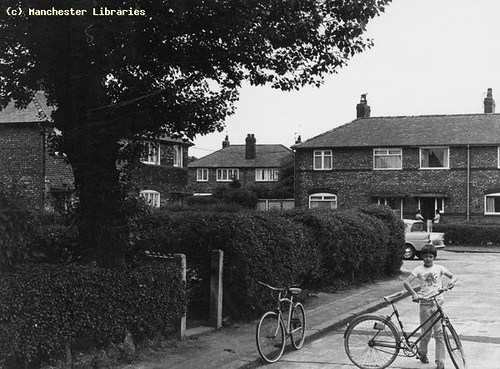 Wallasey Ave, Fallowfield,1973