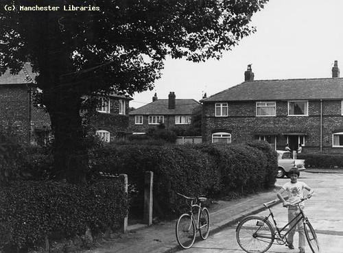 Wallasey Ave, Fallowfield,1973