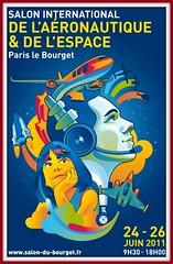 2011.06 LE BOURGET - 49° Salon de l'aviation