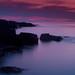 Sunset at Kullaberg IV by Martin Hedlund
