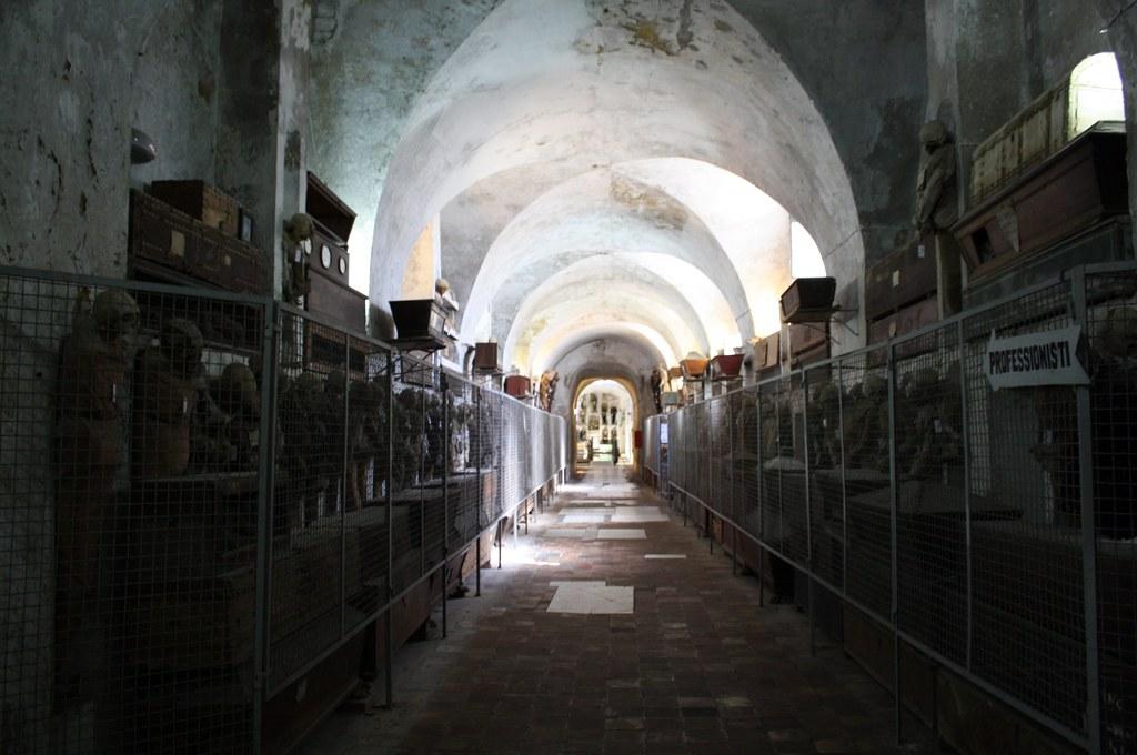 Catacombes dei Cappuccini