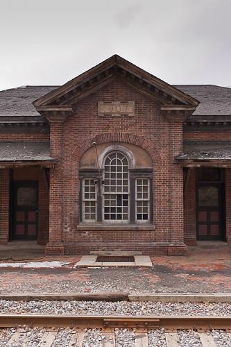 railroad pennsylvania depot ridgway