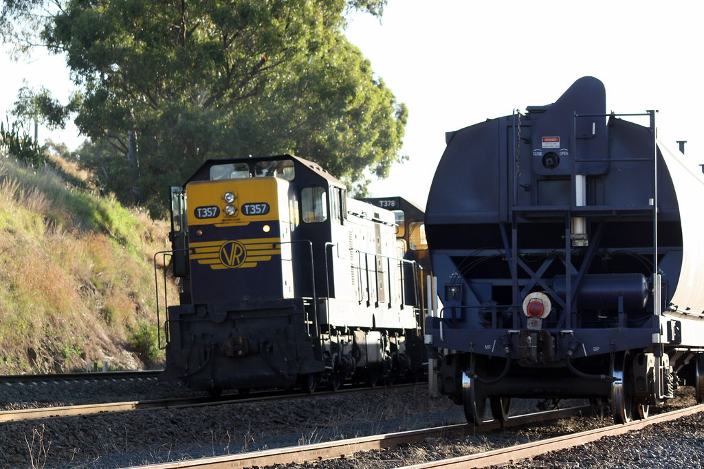 T357 at Seymour by LC501