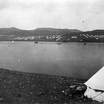 Sarpi Rest Camp as seen from the 3rd A.G.H.