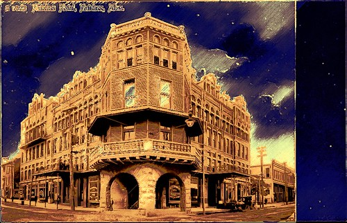 ca family mississippi downtown post victorian 1966 management card natchez demolished franklinstreet pearlstreet eola 1891 natchezhotel mississippidepartmentofarchivesandhistory mdah eyrich cooperpostcardcollection newnatchezhotel