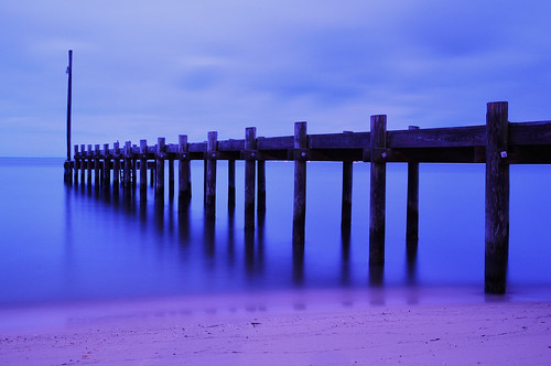 longexposure beach nikon