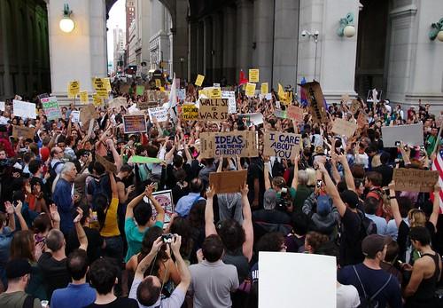 Day 14 Occupy Wall Street September 30 2011 Shankbone 47