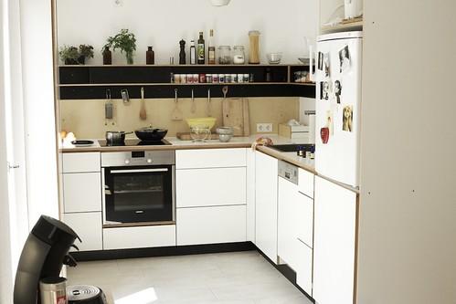 Cucina piccola soluzioni per arredare con ordine detto - Soluzioni economiche per arredare casa ...