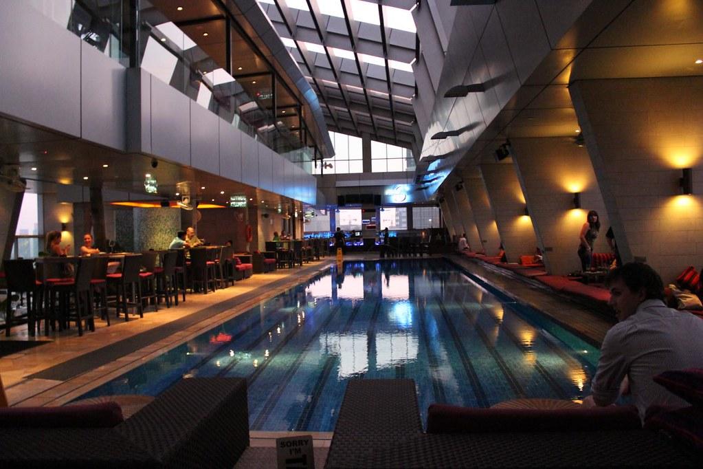 Skybar pool Kuala Lumpur