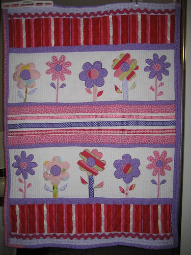 Liliana's Baby Quilt