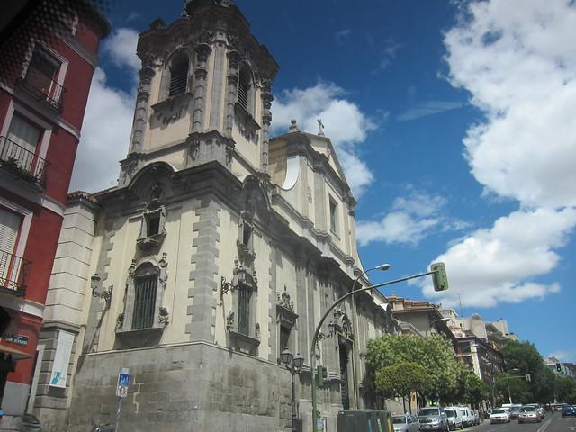 Iglesia santa mar a la real de montserrat san bernardo for 11 marine terrace santa monica
