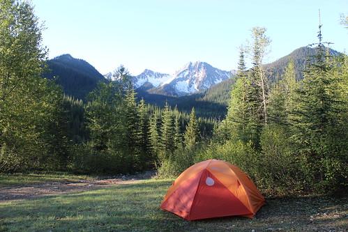 Camping At Wildhorse